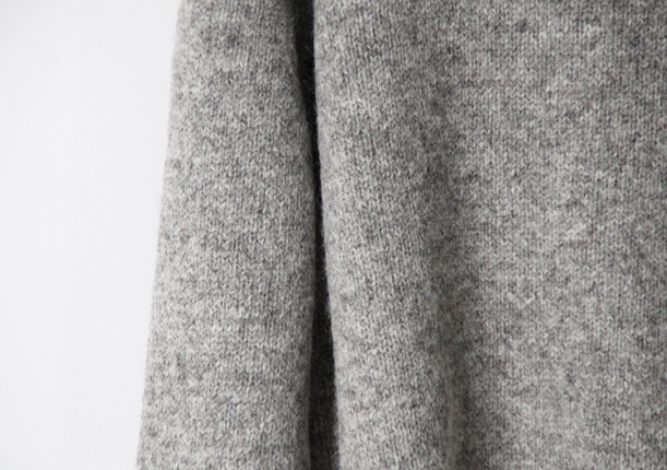 Iona Wool Pullover detail 3