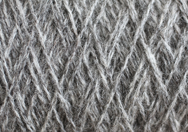 Iona Wool Yarn close up