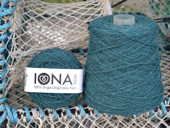 Iona Wool Green
