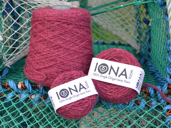 Iona Wool Pink